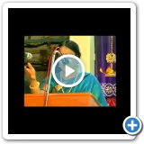 Dr.Padma Subramanian speech on Maha periyava book release - written by P.Swaminathan